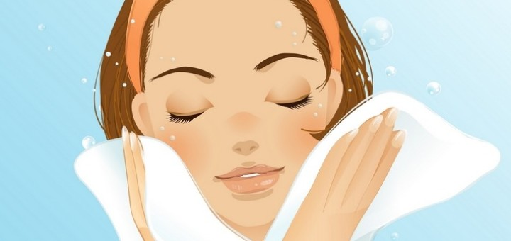 wash your face optimally